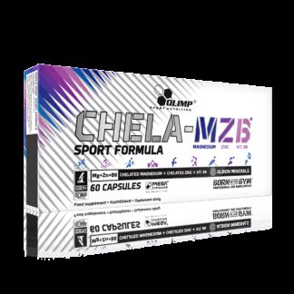 Olimp Chela MZB Sport Formula - 60 kaps