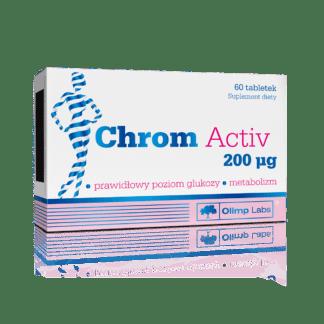 Olimp Chrom Active 200mcg - 60 kaps