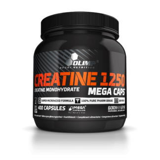 Olimp Creatine 1250 Mega Caps - 400 kapsulek