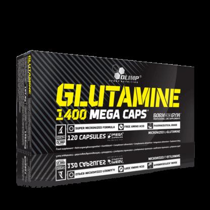 Olimp Glutamine 1400 Mega Caps - 120 kaps.
