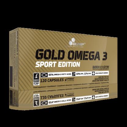 Olimp Gold Omega 3 Sport Edition - 120 kaps.