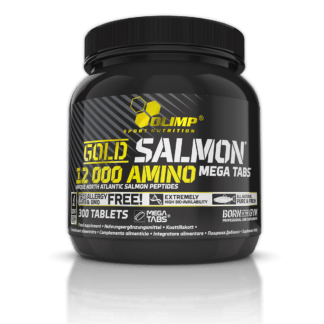 Olimp Gold Salmon 12000 Amino Mega Tabs - 300 tabletek