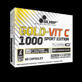 Olimp Gold-Vit C 1000 Sport Edition - 60 kapsulek