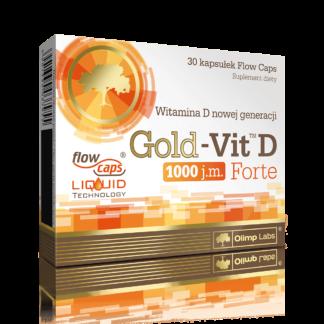 Olimp Gold-Vit D Forte 1000 IU - 30 kaps