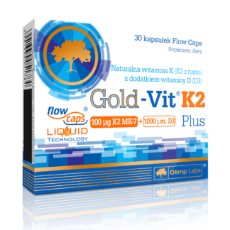 Olimp Gold-Vit K2 Plus - 30 kaps