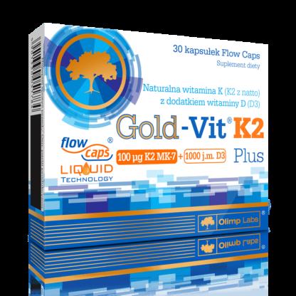 Olimp Gold-Vit K2 Plus - 30 kaps