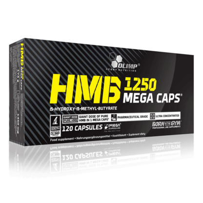 Olimp HMB 1250 Mega Caps - 120 kapsulek
