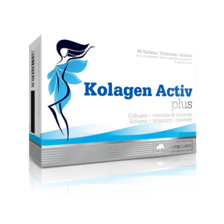 Olimp Kolagen Active Plus - 80 tabletek