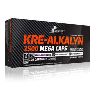 Olimp Kre-Alkalyn 2500 Mega Caps - 120 kaps
