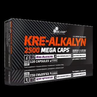 Olimp Kre-Alkalyn 2500 Mega Caps - 120 kaps