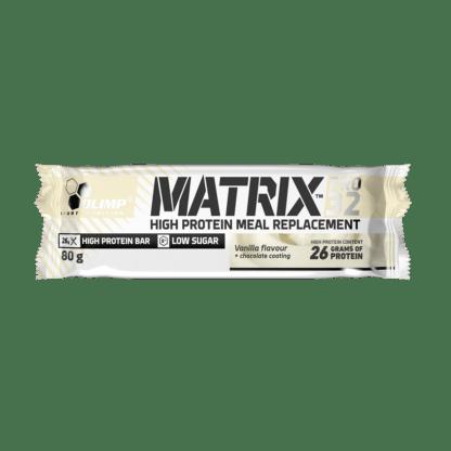 Olimp Matrix Pro 32 High Protein Bar - 80g vanilla