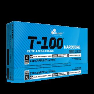 Olimp T-100 Hardcore - 120 kaps