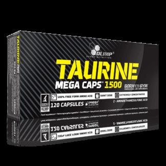 Olimp Taurine 1500 Mega Caps - 120 kaps