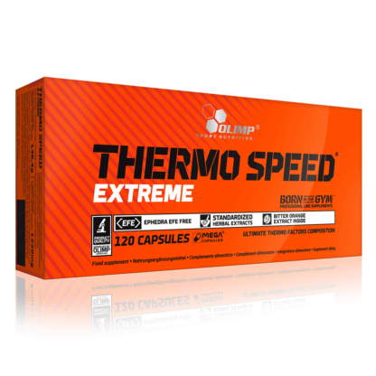 Olimp Thermo Speed Extreme - 120 kaps