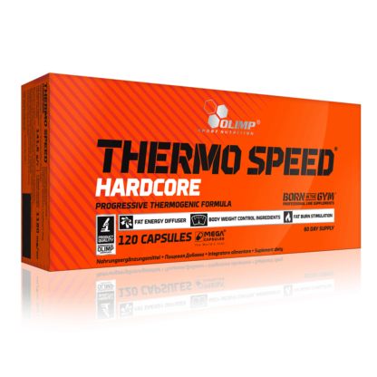 Olimp Thermo Speed Hardcore - 120 kaps