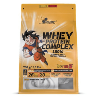 Olimp Whey Protein Complex 100% Dragon Ball Edition - 700g