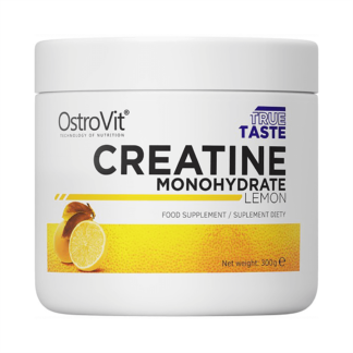 Ostrovit Creatine Monohydrate 300g - cytryna
