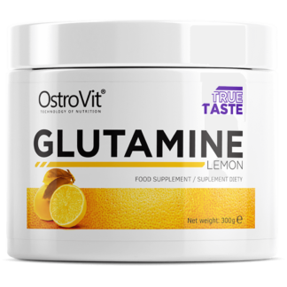 Ostrovit Glutamine 300g - cytryna