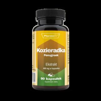 Pharmovit Kozieradka 4-1 400 mg - 90 kaps