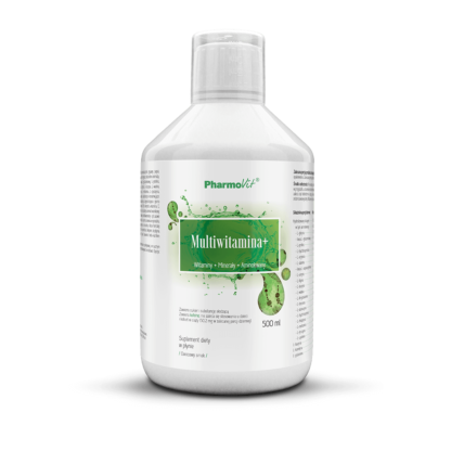 Pharmovit Multiwitamina+ - 500 ml