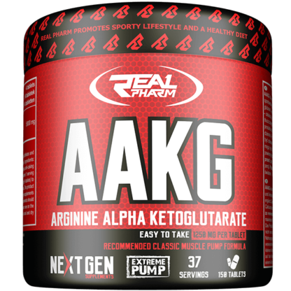 Real Pharm AAKG - 150 tabletek