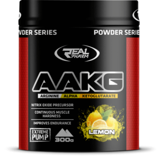 Real Pharm AAKG - 300g lemon