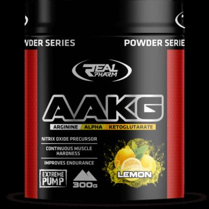 Real Pharm AAKG - 300g lemon