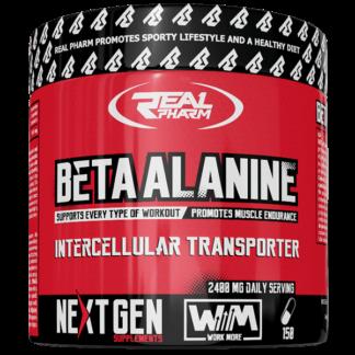 Real Pharm Beta Alanine - 150 tabletek