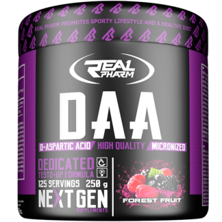 Real Pharm DAA - 250g forest fruit