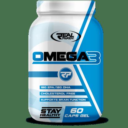Real Pharm Omega 3 - 60kaps