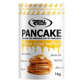 Real Pharm Pancake - 1000g