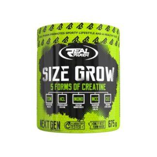 Real Pharm Size Grow - 675g