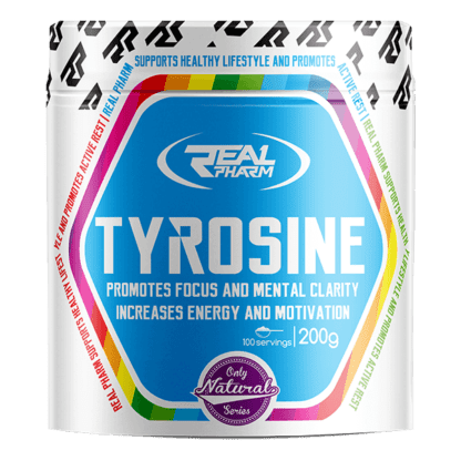 Real Pharm Tyrosine - 200g