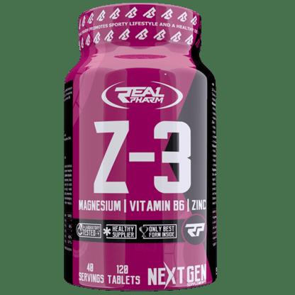 Real Pharm Z-3 -120 tabletek
