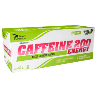 Sport Definition Caffeine 200 ENERGY - 120 kaps.