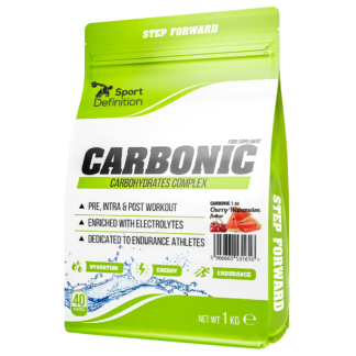 Sport Definition Carbonic 1000g - arbuz wisnia