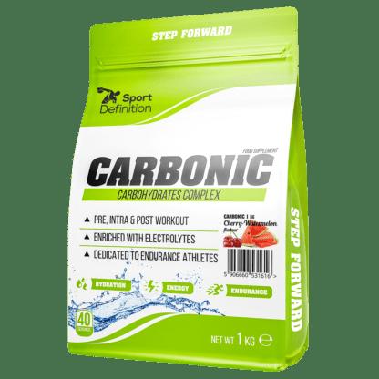 Sport Definition Carbonic 1000g - arbuz wisnia