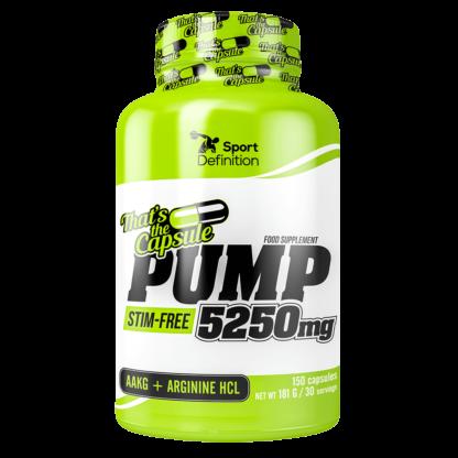 Sport Definition PUMP 5250 - 150 kaps.