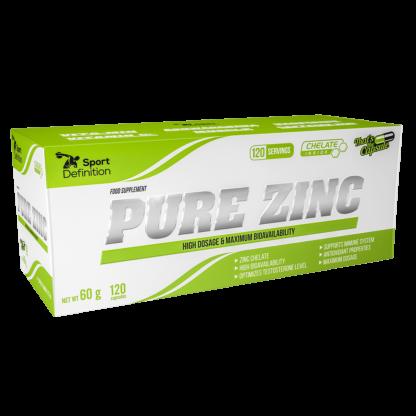 Sport Definition Pure Zinc - 120 kaps.