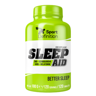 Sport Definition SLEEP AID - 120 tabl