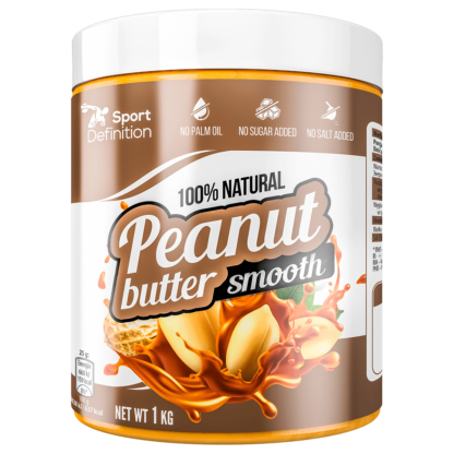 Sport Definition That's the Peanut Butter Smooth - 1000g