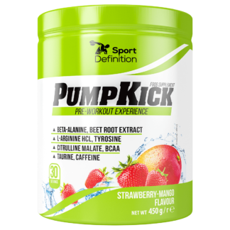 Sport definition PumpKick 450g - truskawka mango