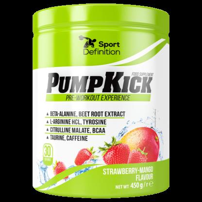 Sport definition PumpKick 450g - truskawka mango