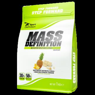 Sport definition mass definition 1kg - ananas biala czekolada