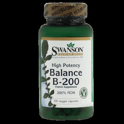 Swanson Balance B-200 - 100 kaps