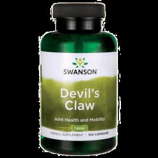 Swanson Devil's Claw 500mg - 100 kaps