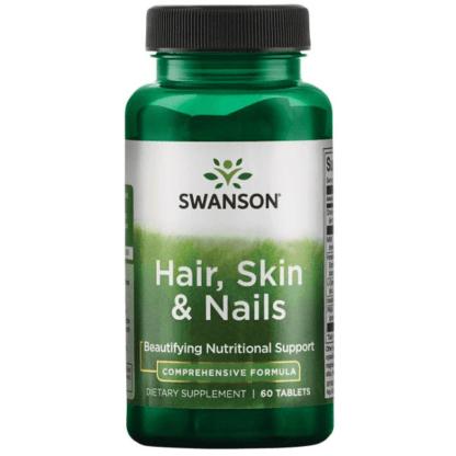 Swanson Hair, Skin & Nails - 60 tabl