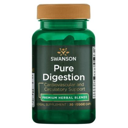 Swanson Pure Digestion - 30 kaps