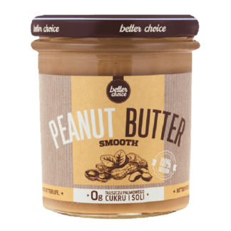 Trec Better Choice Peanut Butter Smooth - 350g