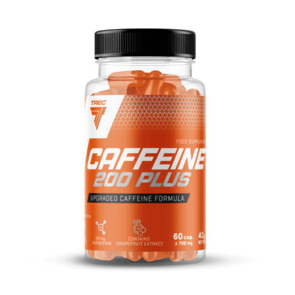 Trec Caffeine 200 Plus - 60 kaps